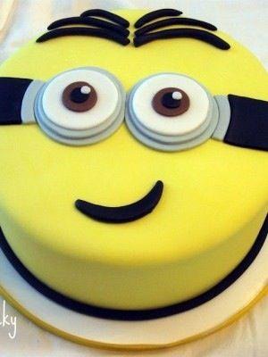 Awesome Birthday Cakes Minion Cake Yesbirthday Home Of Birthday Funny Birthday Cards Online Unhofree Goldxyz