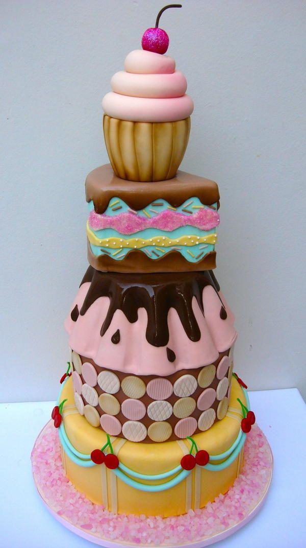 Birthday Cakes Cute Cake