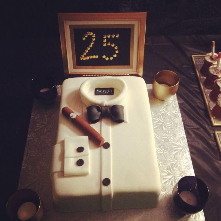 Incredible Birthday Cakes Mad Men Theme Birthday Cake Mariana Ontiveros Funny Birthday Cards Online Ioscodamsfinfo