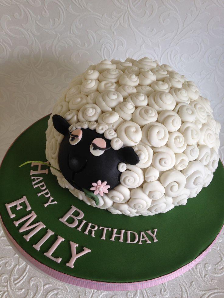 Fantastic Birthday Cakes Sheep Cake Anazhthsh Google Yesbirthday Funny Birthday Cards Online Benoljebrpdamsfinfo
