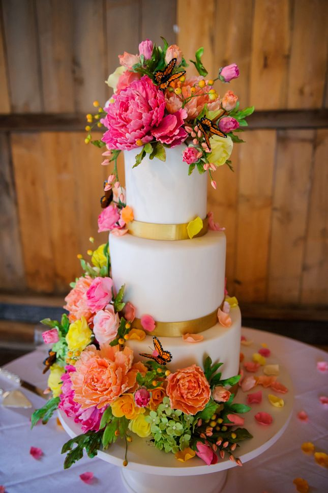 Incredible Birthday Cakes Floral Wedding Cake Yesbirthday Home Of Personalised Birthday Cards Akebfashionlily Jamesorg