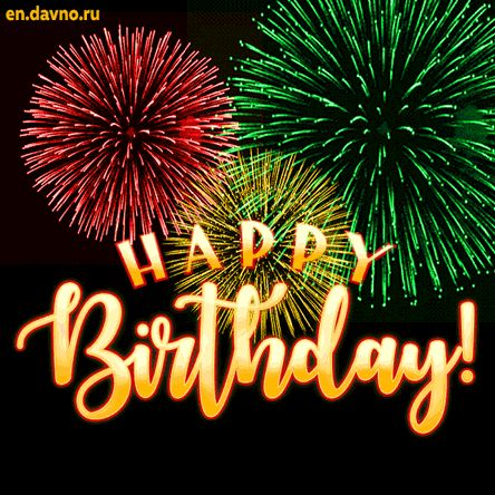 Happy Birthday Gif Happy Birthday Gifs For Special Ones In Free Download Wallpapers Images Wishes Yesbirthday Home Of Birthday Wishes Inspiration