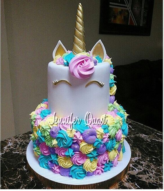 Pleasant Unicorn Birthday Cake Awesome Birthday Cake Ideas For Girls Funny Birthday Cards Online Alyptdamsfinfo