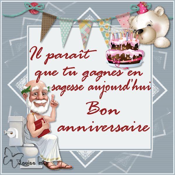 Happy Birthday Wiches Bon Anniversaire Humour Sagesse