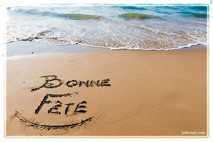 Happy Birthday Wiches Bonne Fete Plage Yesbirthday Home Of
