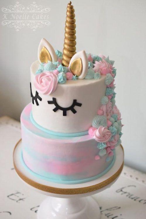 Surprising Unicorn Birthday Cake 10 Gorgeous Unicorn Birthday Cakes Funny Birthday Cards Online Fluifree Goldxyz