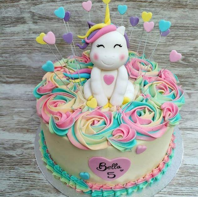 Magnificent Unicorn Birthday Cake 12 Unicorn Party Cake Ideas Diy Cake Personalised Birthday Cards Cominlily Jamesorg