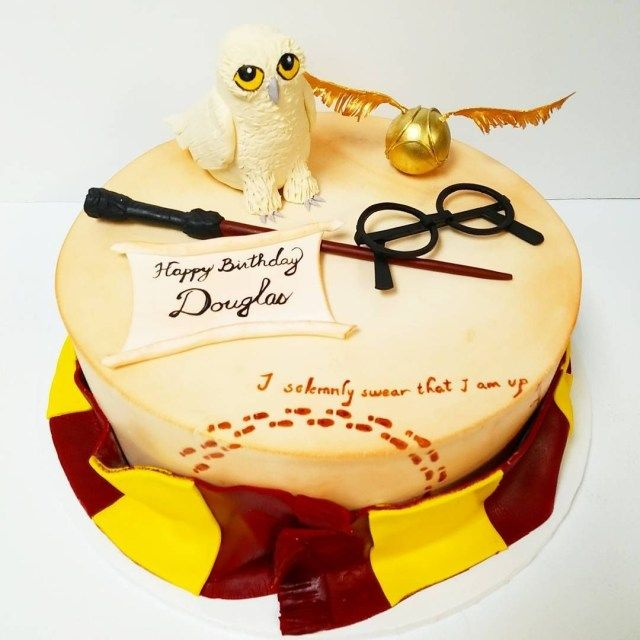 Brilliant Unicorn Birthday Cake 23 Elegant Image Of Harry Potter Birthday Personalised Birthday Cards Paralily Jamesorg