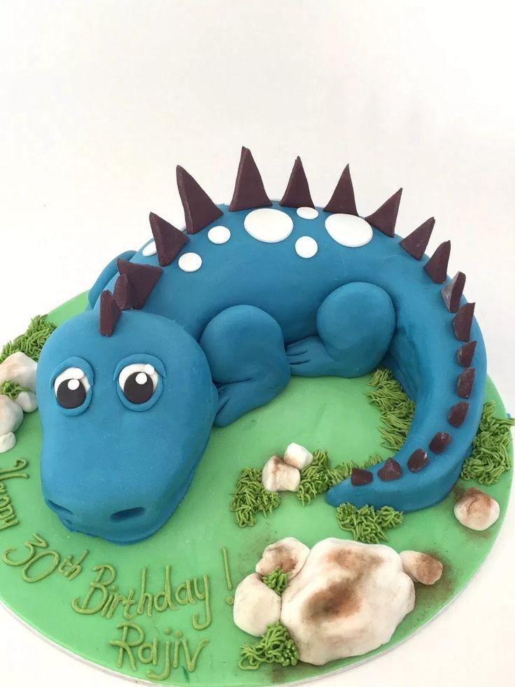 Magnificent Unicorn Birthday Cake Dragon Birthday Cake Rozannes Cakes 3D Personalised Birthday Cards Veneteletsinfo