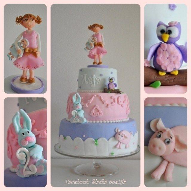 Surprising Unicorn Birthday Cake 32 Pretty Photo Of Cute Birthday Cakes Funny Birthday Cards Online Fluifree Goldxyz