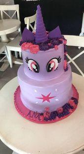 Superb Unicorn Birthday Cake 64 Ideas Birthday Cake Baby Girl My Little Funny Birthday Cards Online Necthendildamsfinfo