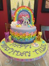 Superb Unicorn Birthday Cake 23 Wonderful Picture Of My Little Pony Personalised Birthday Cards Sponlily Jamesorg